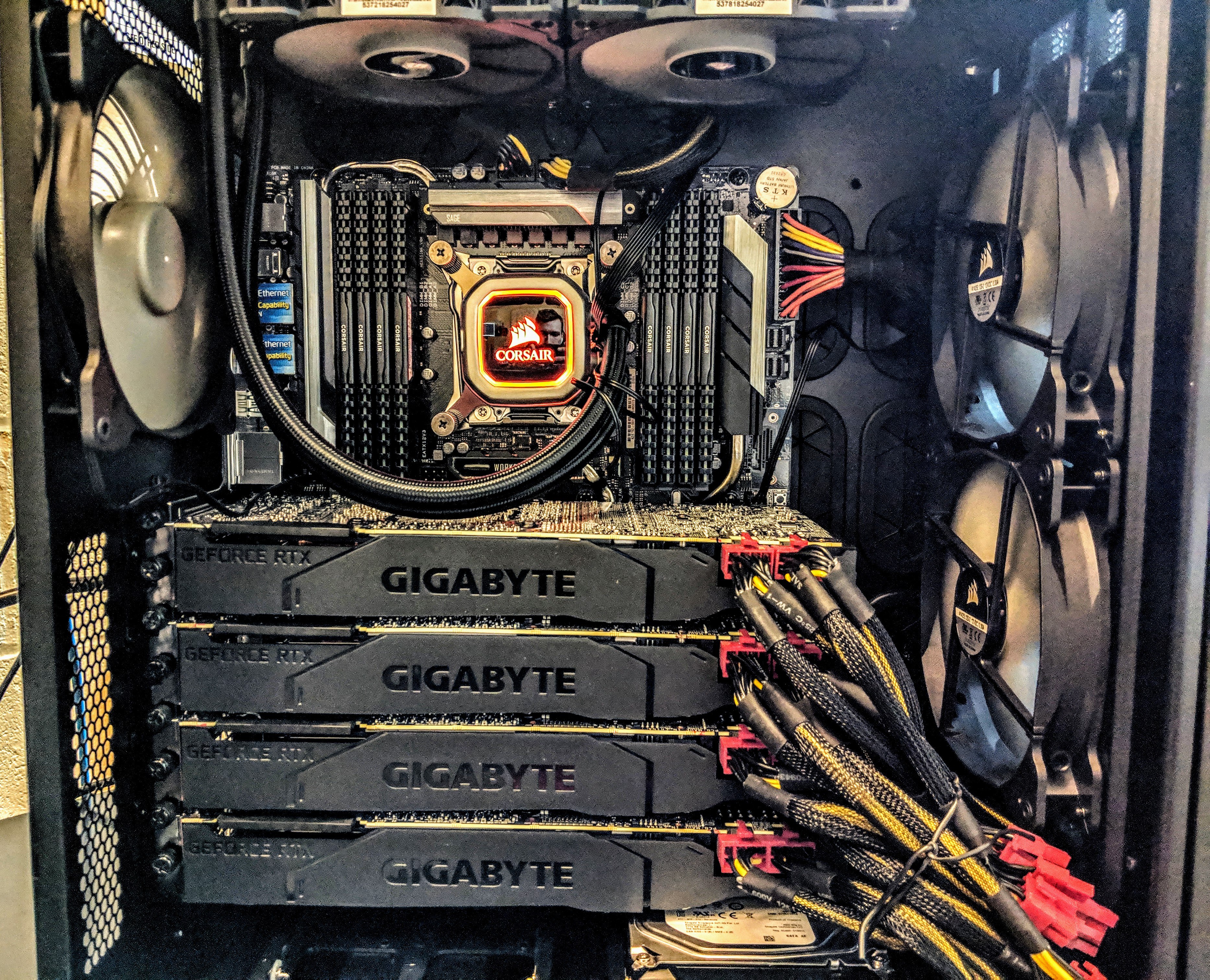 The Best 4-GPU Deep Learning Rig only costs $7000 not $11,000